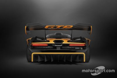 Präsentation: McLaren Senna GTR