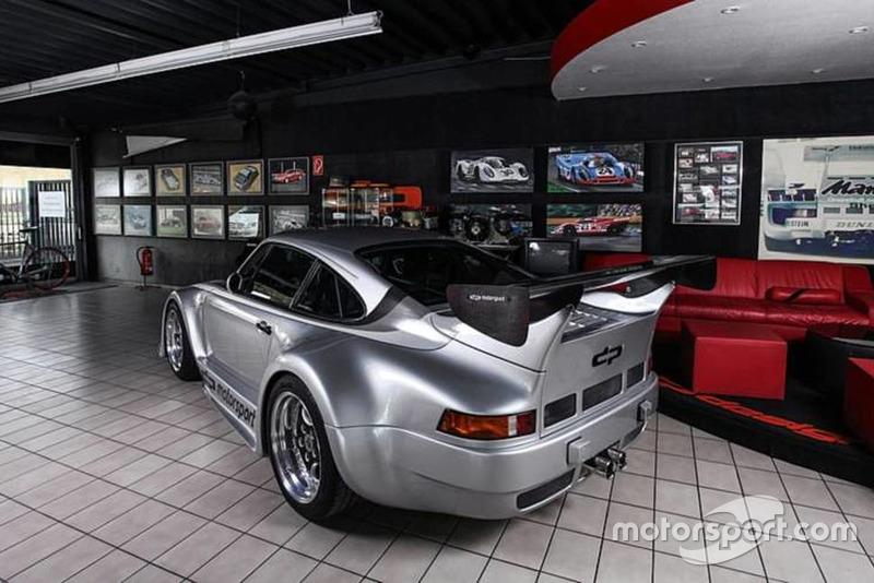 Модифікований Porsche 935 компанією DP Motorsport