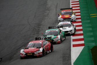 René Rast, Audi Sport Team Rosberg, Audi RS 5 DTM, Nico Müller, Audi Sport Team Abt Sportsline, Audi RS 5 DTM, Paul Di Resta, Mercedes-AMG Team HWA, Mercedes-AMG C63 DTM