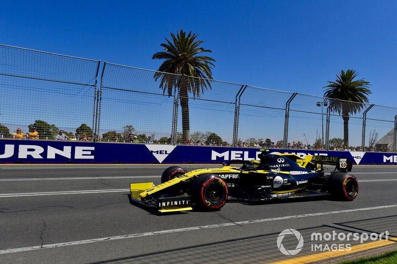 7. Nico Hülkenberg, Renault F1 Team R.S.19