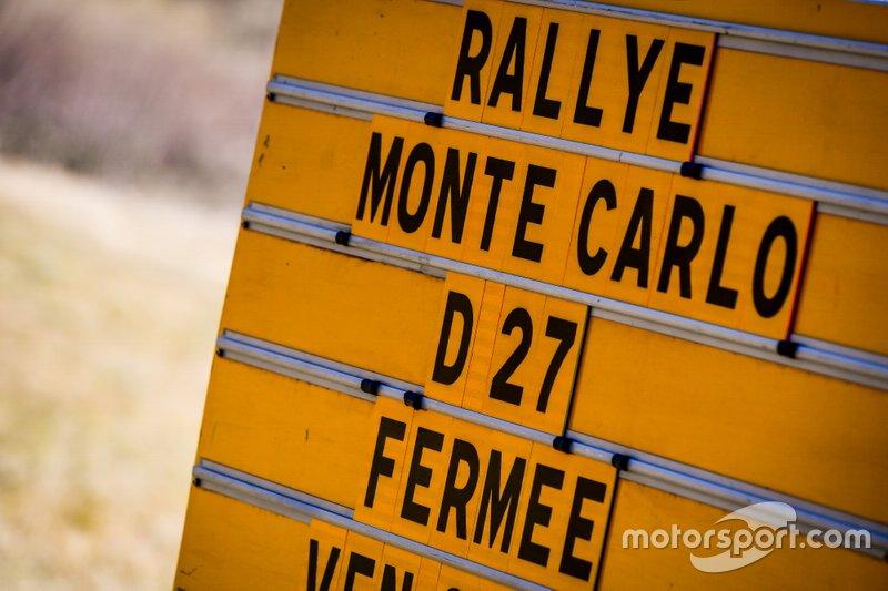 Знак Ралі Монте-Карло
