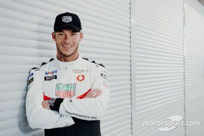 Porsche unveil