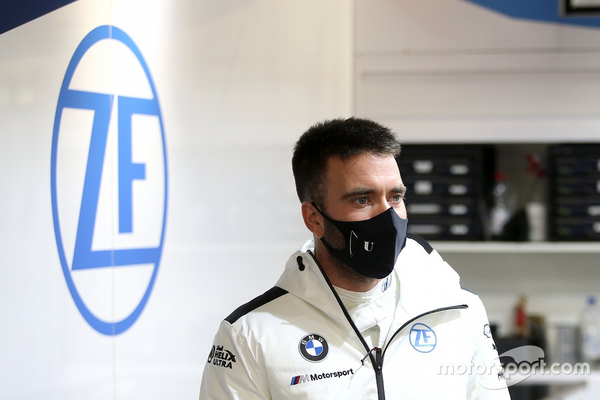 Philipp Eng, tim BMW RBM