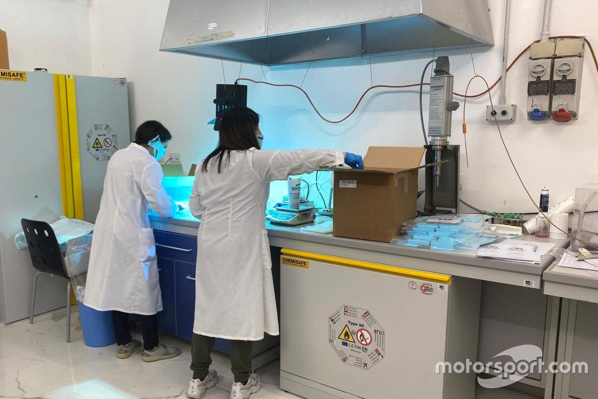 Máquina Nanoprom