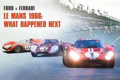 Фильм «Ford против Ferrari»