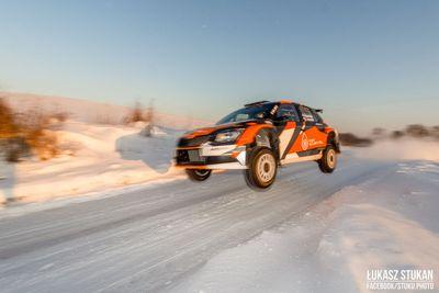 Testy zimowe - Adrian Chwietczuk
