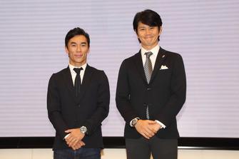 Takuma Sato, Shinji Nakano