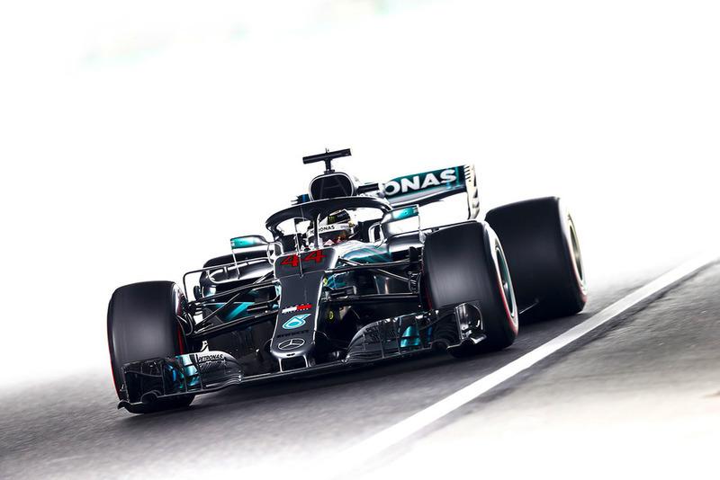 1. Lewis Hamilton, Mercedes AMG F1 W09 EQ Power+