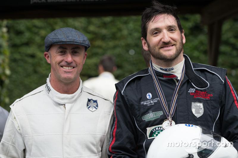 David Brabham & Manuel