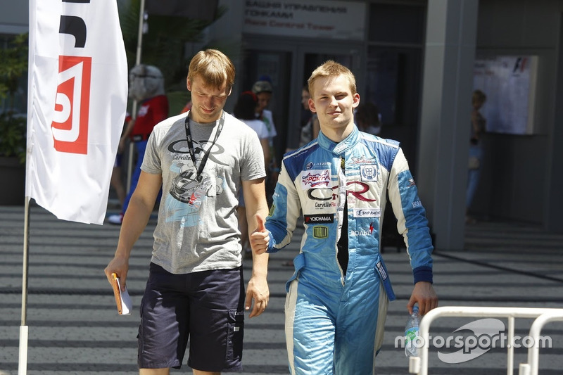 Григорий Бурлуцкий и Дмитрий Воронов