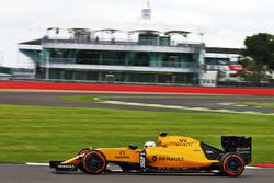 Sergey Sirotkin, Renault Sport F1 Team RS16 Piloto de prueba