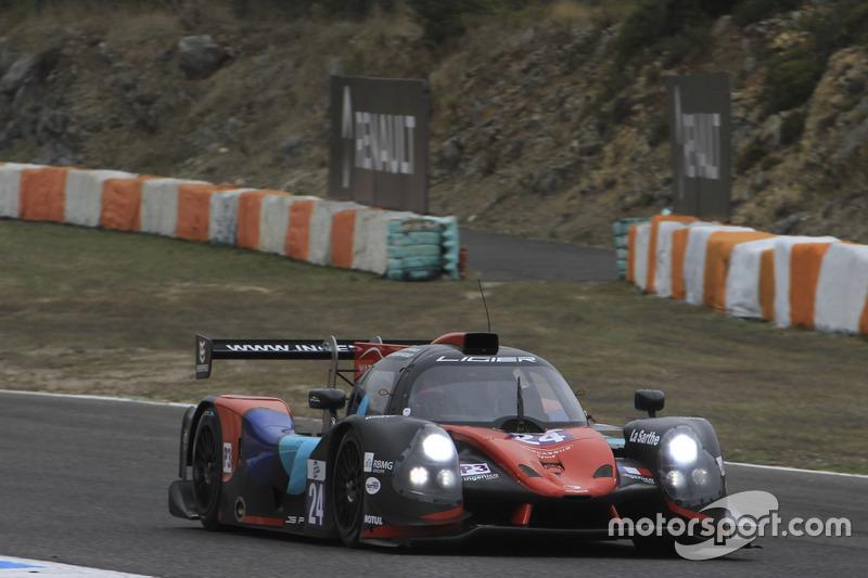 #24 Oak Racing Ligier JSP3 - Nissan: Жак Ніколе, П'єр Ніколе