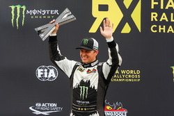 Peringkat kedua Petter Solberg, PSRX Citroテォn DS3 RX