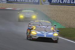 Ford Chip Ganassi Racing Team Uk Ford Gt Marino Franchitti Andy Priaulx