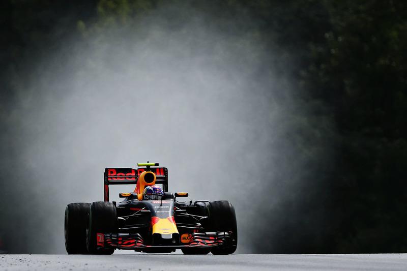 #4: Formel 1 im Nassen
