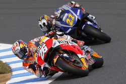Dani Pedrosa, Repsol Honda Team, Katsuyuki Nakasuga, Yamaha Factory Racing