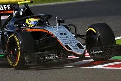 Серхио Перес, Sahara Force India F1 VJM09 с Halo