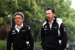 Yusuke Hasegawa, Hoofd van Honda F1