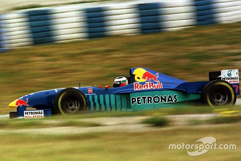 Gianni Morbidelli, Sauber C16, 1997