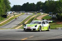 2007 Porsche 997 Cup David Richardson