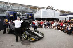 Vorstellung: Neues Formel-2-Auto für 2018