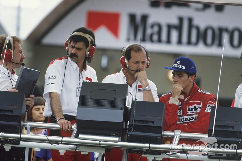 Hola a Honda... y a Senna