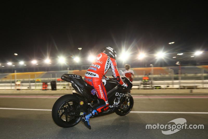 10 місце — Скотт Реддінг (Британія, Ducati GP16) — коефіцієнт 101,00