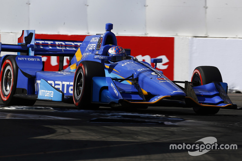 Scott Dixon, Chip Ganassi Racing. Honda