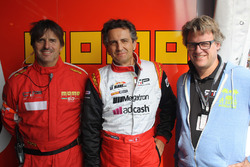 Urs Meier, Niki Leutwiler, Race Performance and Michel Frey