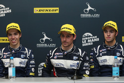 Race winners William Owen, Hugo de Sadeleer, Filipe Albuquerque, United Autosports