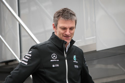 James Allison, Mercedes AMG F1 W08 Technical Director