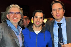 Daniel Müller, Neel Jani, Philippe Siffert
