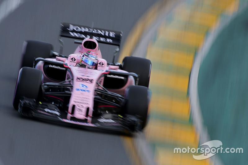 6. Sergio Pérez, Force India