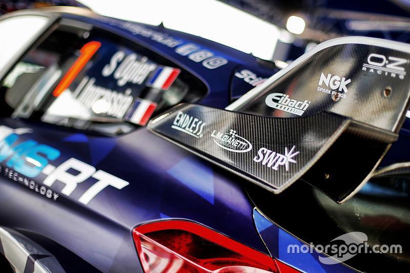 Detail: M-Sport, Fiesta WRC