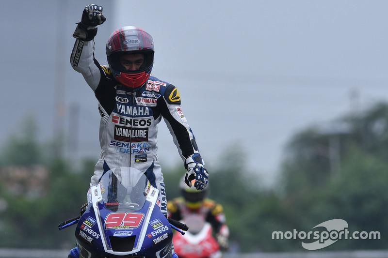 AP250: Galang Hendra, Yamaha Racing Indonesia