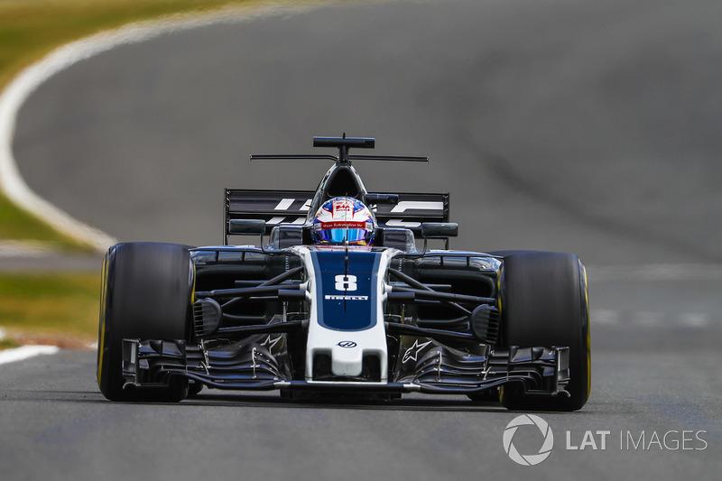 13. Romain Grosjean, Haas F1 Team VF-17