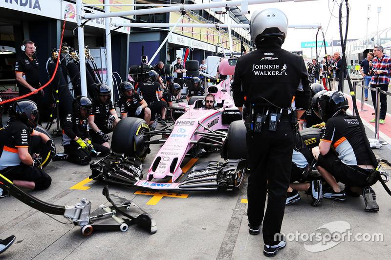 Sahara Force India F1
