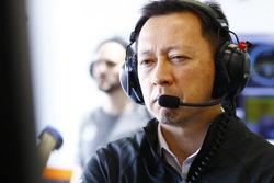 Руководитель программы Honda F1 Юсуке Хасегава