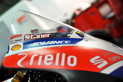 Bike of Casey Stoner, Ducati Team