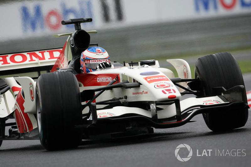Honda: 1 galibiyet