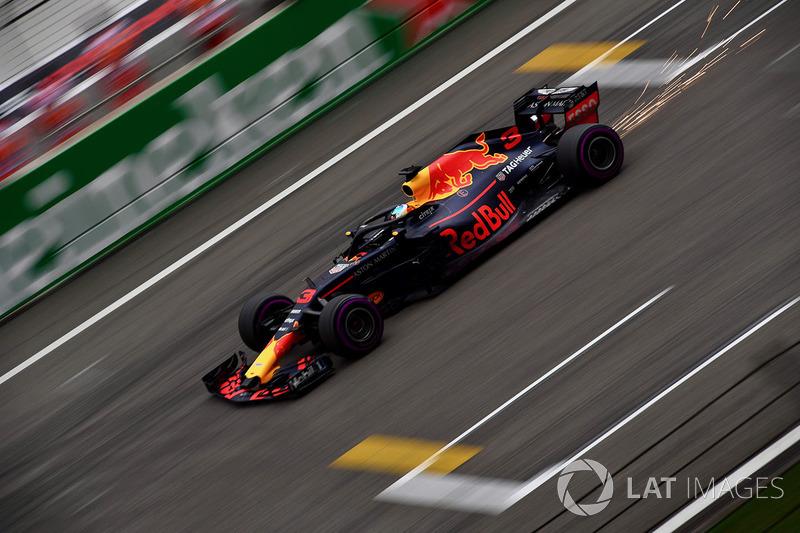 4. Даніель Ріккардо, Red Bull — 37