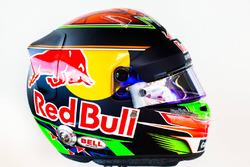 Helm von Brendon Hartley, Scuderia Toro Rosso