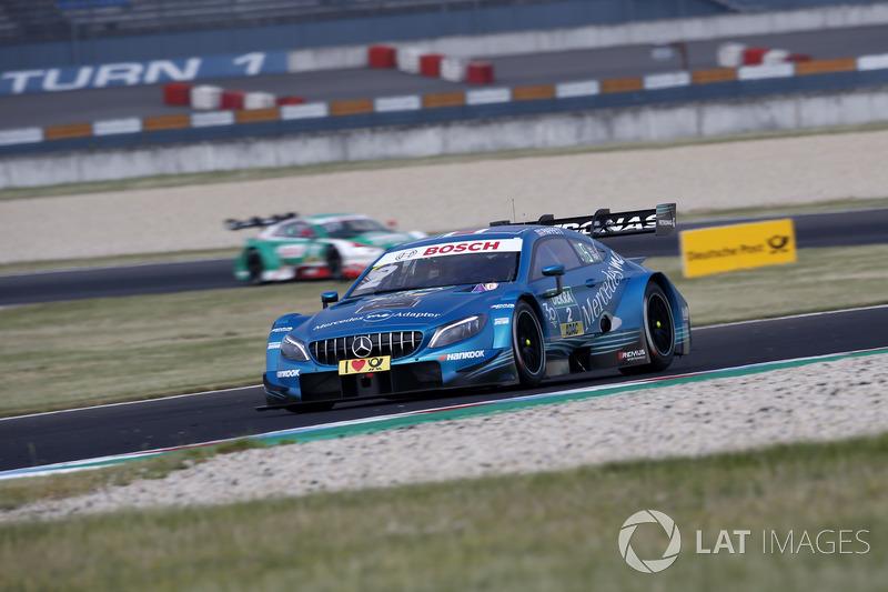 1. Gary Paffett Mercedes-AMG Team HWA, Mercedes-AMG C63 DTM