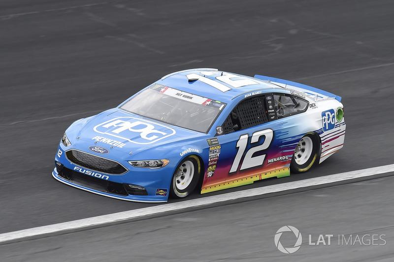 8. Ryan Blaney, Team Penske, Ford Fusion PPG