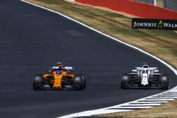 Фернандо Алонсо, McLaren MCL33, Ленс Стролл, Williams FW41