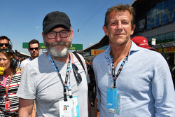 Liam Cunningham, and Charlie Feathers on the grid