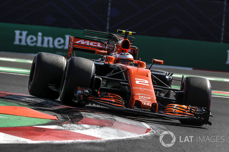 19. Stoffel Vandoorne, McLaren MCL32 *