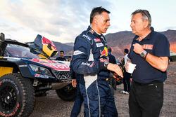 Лукас Крус, Peugeot Sport