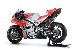 Moto de Andrea Dovizioso, Ducati Team
