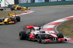 Jenson Button, McLaren MP4/25